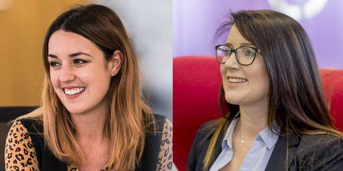 Going the extra mile - UK Top 5 success for Sara and Sarah