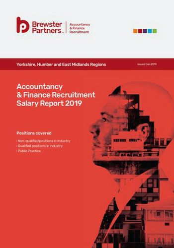 Salary Reports Accountancy & Finance Recruitment Salary Report 2019