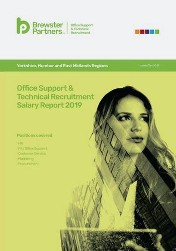 Salary Reports Office Support & Technical Recruitment Salary Report 2019