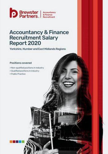 Salary Reports Accountancy & Finance Recruitment Salary Report 2020