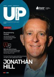 UP Magazine - Sports, Leisure & Hospitality Issue 2