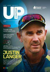 UP Magazine - Sports, Leisure & Hospitality Issue 1