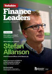 Yorkshire Finance Leaders Magazine Issue 17