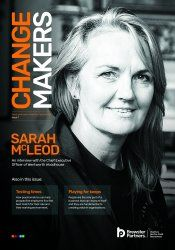 Change Makers magazine Issue 1