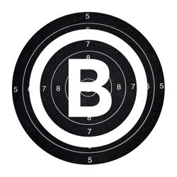 Target with logo